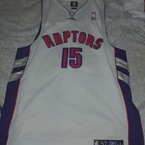 Vince Carter Authentic Jersey!